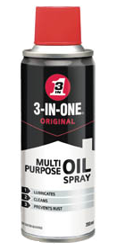 Three-in-One Oil